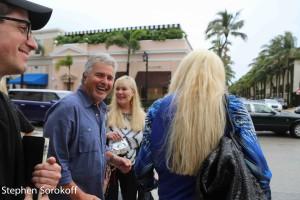 Steve Tyrell, Worth Ave. Palm Beach