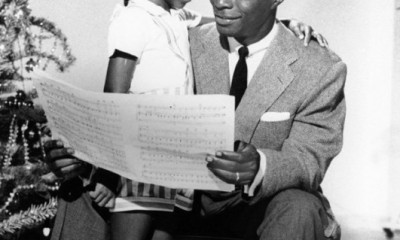 Natalie Cole and Nat King Cole