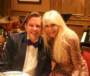 Steven Reineke, music director The New York Pops and Sunny Sessa