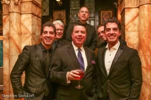Will Nunziata, Dave Konig, Anthony Nunziata, Tedd Firth, Tom Hubbard