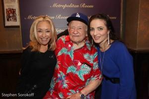 Eda Sorokoff, Ed Asner, Joanne Camilleri-Furshpan