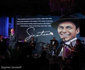 Friars Club Celebrates Frank Sinatra at 100