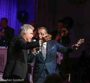 Steve Tyrell & Frank Pellegrino