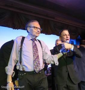 Larry King & Tony Danza