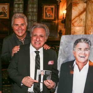 Steve Tyrell & Stewie Stone at the Friars Club