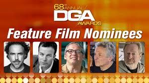 DGA AWARD Nominees