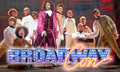 Hamilton, Broadwaycon