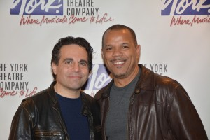 Mario Cantone and Jerry Dixon Photo by Genevieve Rafter Keddy