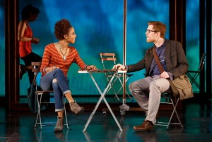 Tamyra Gray, Anthony Rapp