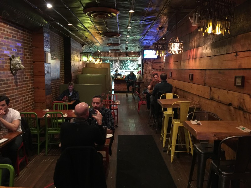 Bareburger Disappoints Times Square Chronicles