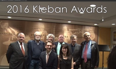 Kleban Awards