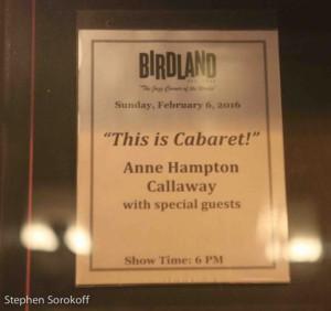 "Ann Hampton Callaway ""This Is Cabaret"""