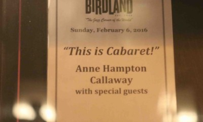 "Ann Hampton Callaway ""This Is Cabaret"""