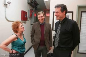 Anita Gillette, Barry Kleinbort, Paul Greenwood