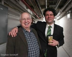 Larry Zucker, Executive Director & M.A. Papper, Artistic Director