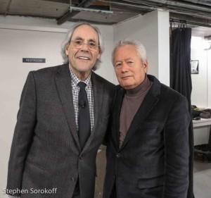 Robert Klein & Stephen Sorokoff