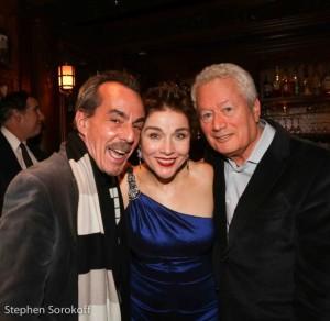 Lee Musiker, Christine Andreas, Stephen Sorokoff