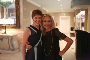 Carole J. Bufford & Eda Sorokoff