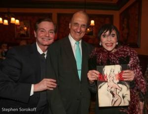 Richard Holbrook, Ken Starrett, Liliane Montevecchi