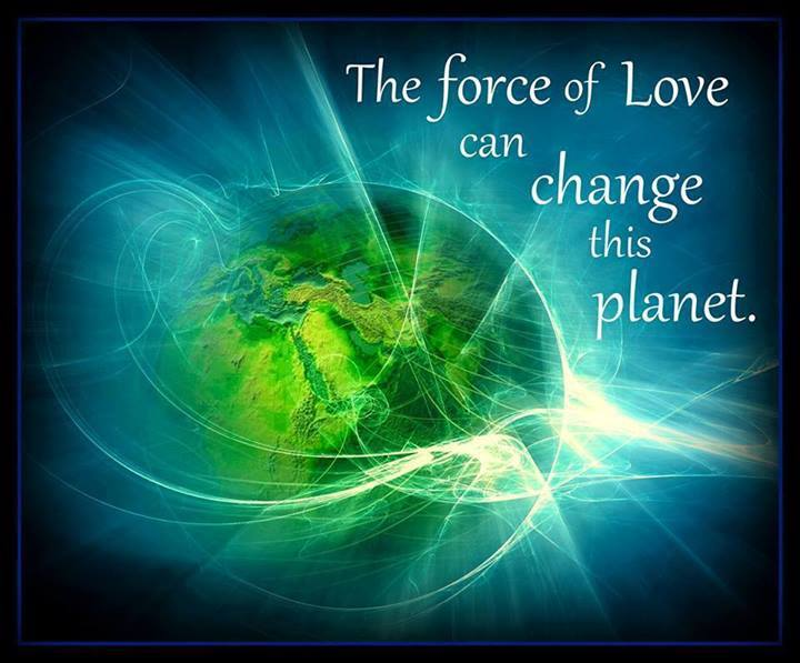 love for the planet
