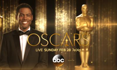 Chris Rock The Oscars