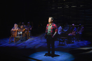 Chad Kimball, Come From Away