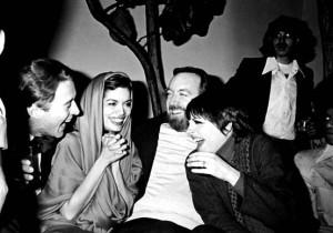 Ron Galella Halston, Bianca Jagger, Liza Minelli, Studio 54,