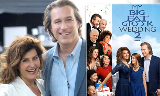 My Fat Greek Wedding 2 A Familure Fast Forward In Time Times Square Chronicles