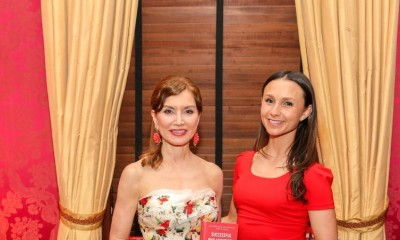 Jean Shafiroff, Georgina Bloomberg