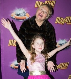 Caroline Rhea and daughter Ava Rhea Economopoulos