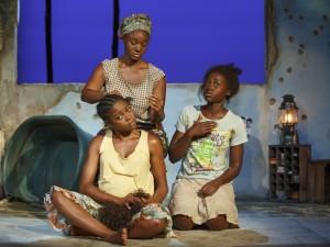 Lupita Nyong'o, Saycon Sengbloh, Pascale Armand