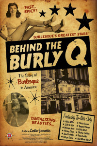 Behind the Burley Q