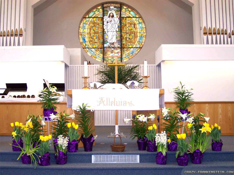 Easter Decorating Ideas For Church easter decorating ideas for church - home decor 2017