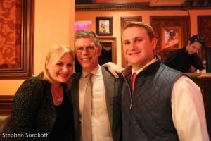 Haley Swindal Tantleff, Jack Tantleff, Stephen Swindal