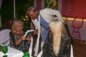 Eda Sorokoff, Peter Glebo, Sunny Sessa