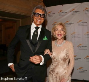Tommy Tune & Anka Palitz, Chair