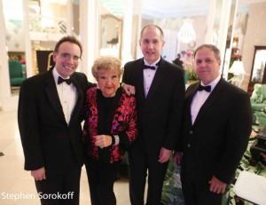 Tedd Firth, Marilyn Maye, Tom Hubbard, Eric Halvorson