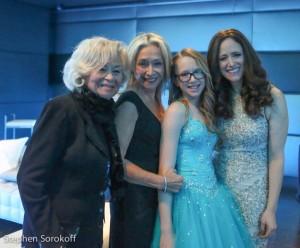 Tanya, Eda, Olivia, Caroline