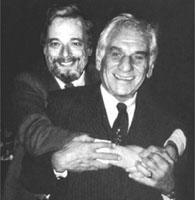 Stephen Sondheim, Leonard Bernstein