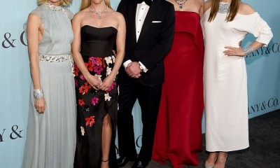 Tiffany & Co, Reese Witherspoon, Diane Kruger, Jessica Biel, Blue Book Gala