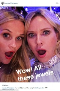 Reese Witherspoon, Diane Kruger