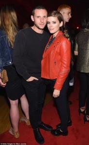 Kate Mara and boyfriend Jamie Bell
