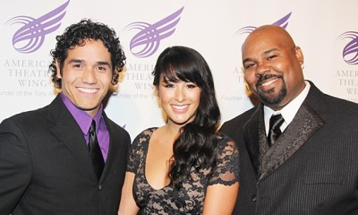 Aladdin, James Monroe Iglehart, Adam Jacobs, Courtney Reed