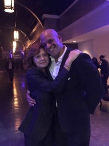 Susan Sarandon, Mark Subias.