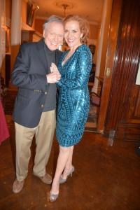 Dick Caveat and Anna Bergman