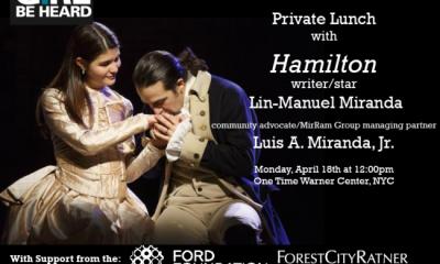 Hamilton, Girl Be Heard