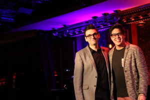 Joe Iconis, George Salazar