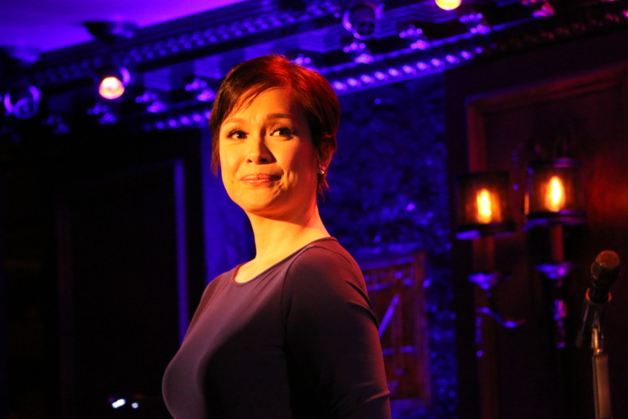 "Lea Salonga ""Song For You"" with ""I Can't Make You Love Me ..."