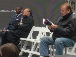 Brandon Wellington, Paul Sorvino Larry King