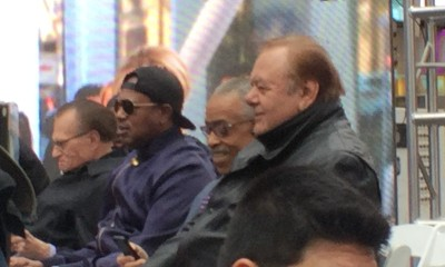Larry King Times Square Chronicles